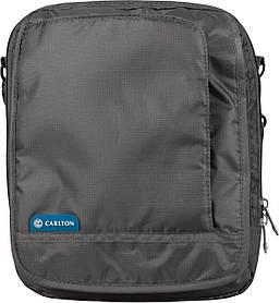 Сумка повседневная CARLTON Travel Accessories EXBAGGRY;02 серый