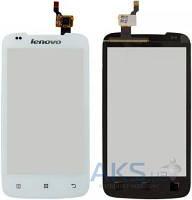 Сенсор (тачскрин) для Lenovo A356 White
