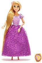 Кукла Принцесса Рапунцель с медальоном Дисней
