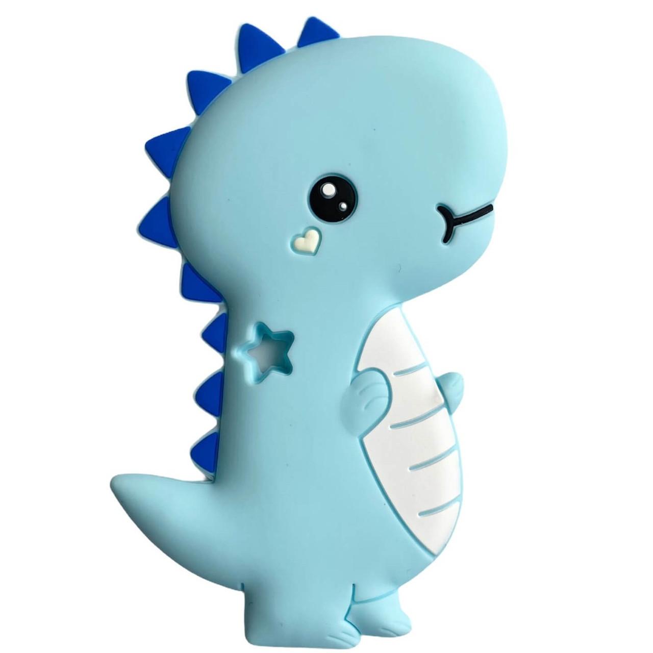Тираннозавр (тіффані), динозавр, силіконовий прорізувач для зубів