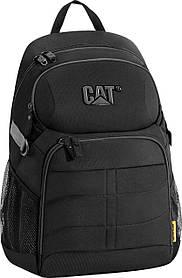 Рюкзак повседневный (Городской) с отделением для ноутбука CAT Millennial Ultimate Protect 83458;01 черный