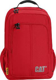 Рюкзак повседневный (Городской) с отделением для ноутбука CAT Mochilas 83514;34 красный