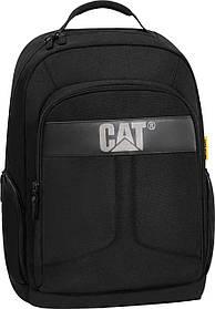 Рюкзак повседневный (Городской) с отделением для ноутбука CAT Mochilas 83515;01 черный
