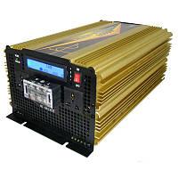 HYDF-2000P-LCD инвертор 12 вольт 220 вольт СИНУСОИДА