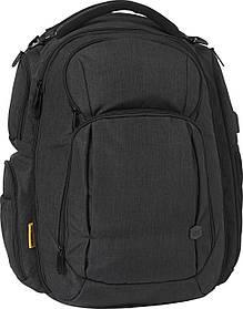 Рюкзак с отделением для ноутбука CAT Bizz Tools 83729;218 черный