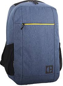 Рюкзак повседневный (Городской) с отделением для ноутбука CAT Code 83764;1012 синий