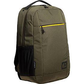 Рюкзак повседневный (Городской) с отделением для ноутбука CAT Code 83764;152 хаки