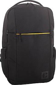 Рюкзак повседневный (Городской) с отделением для ноутбука CAT Code 83765;01 черный