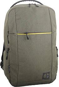 Рюкзак повседневный (Городской) с отделением для ноутбука CAT Code 83765;152 хаки