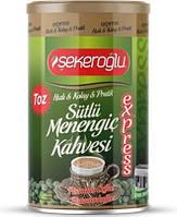 Турецкий кофе молотый без кофеина Sekeroglu Menengic Kurukahveci 250 г