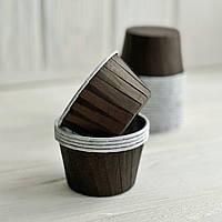 Капсула для кексів (коричнева),№212 (25 шт.)