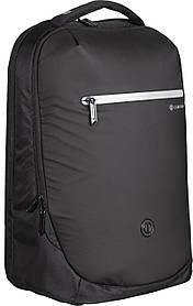 Рюкзак повседневный (Городской) c отделением для ноутбука CARLTON Dorset LPBPDOR2BLK;01 черный
