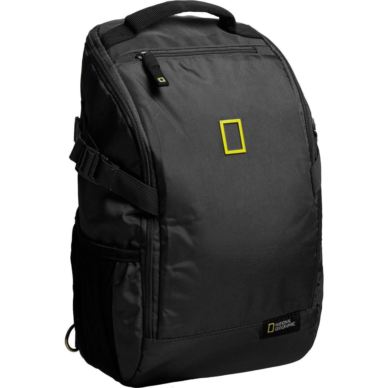 Рюкзак повседневный (Городской) с отделением планшета NATIONAL GEOGRAPHIC Recovery N14106;06 черный