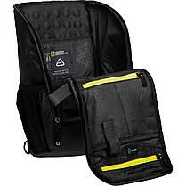 Рюкзак повседневный (Городской) с отделением планшета NATIONAL GEOGRAPHIC Recovery N14106;06 черный, фото 2