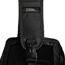Рюкзак повседневный (Городской) с отделением планшета NATIONAL GEOGRAPHIC Recovery N14106;06 черный, фото 3