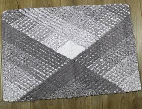 Коврик Irya - Wall gri серый 70*110