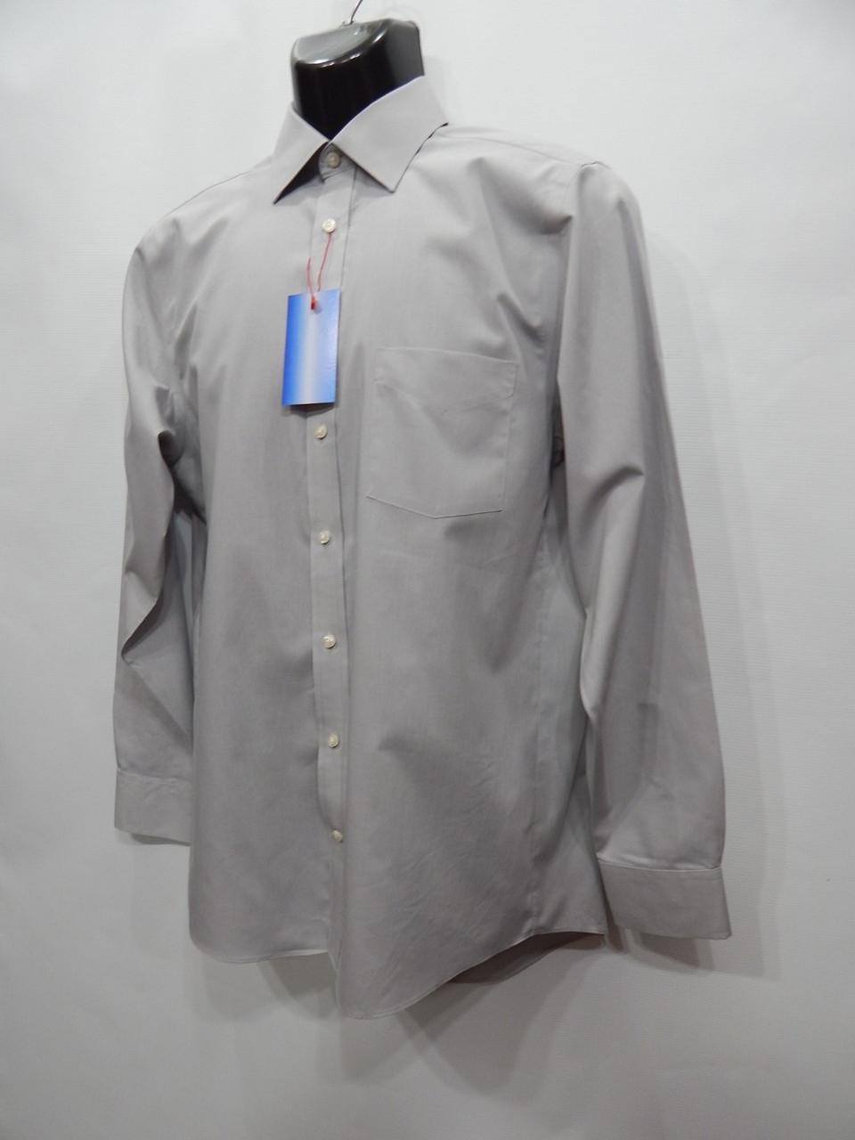 Мужская рубашка с длинным рукавом Stafford оригинал р.48 030ДР