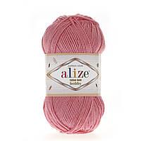 Alize Cotton Gold Hobby (Алізе Котон Голд Хобі) № 33 рожевий (Пряжа бавовна, нитки для в'язання)