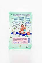 BABY FRESH Дитячі вологі серветки з екстрактом алое і аллонтоіном - 200 шт