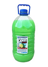Мыло жидкое антибактериальное Handy лимон и зеленый чай с глицерином 5 л (96-058)