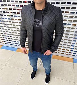 Чоловіча куртка на весну. Модель весна-2021. ЛЮКС ЯКІСТЬ. Високоякісна плащівка.