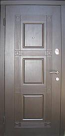 Двері вхідні REDFORT Квадро оптіма+