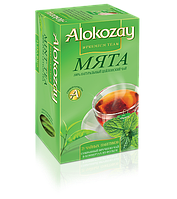 Чай Alokozay Мята 25 пакетиков