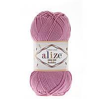 Alize Cotton Gold Hobby (Алізе Котон Голд Хобі) № 98 рожевий (Пряжа бавовна, нитки для в'язання)