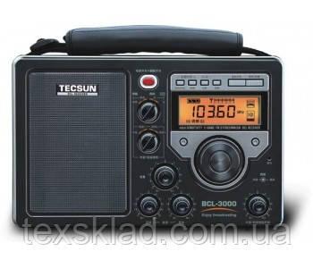 Tecsun Радиоприемник BCL-3000 радіо