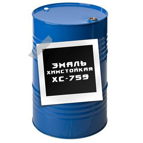 Эмаль химстойкая ХС-759