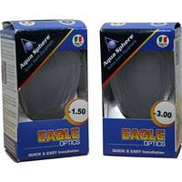 Линза (диоптрии) Optical Lens T для очков для плавания EAGLE -2 -2,5 -3,5 -4 -4.5 -5 -5.5 -6 (шт.)