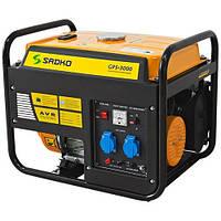 Генератор бензиновый Sadko GPS-3000 (6,5 л.с / 4.8 кВт)