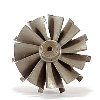 Ротор турбины AM.K03, KKK, 53039700011, 53039700025, 53039700026, 53039700029, 53039700034, 53039700035,
