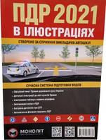Правила дорожнього руху України в ілюстраціях. 2021