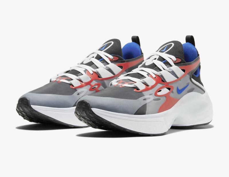 Кроссовки Nike Signal D/MS/X . Оригинал. AT5303 200