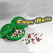 Шарик мячик для стирки белья Clean Ballz, фото 4