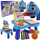 ОПТ Детский стол проектор для рисования с подсветкой( Розовый), фото 2