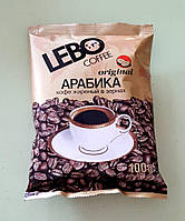 Кофе  Lebo Original 100 г зерновой, фото 1