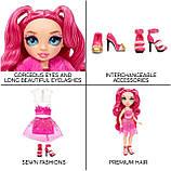 Кукла Рейнбоу Хай серия 2 Стелла Монро Фуксия - Rainbow High S2 Stella Monroe Fuchsia Fashion Doll 572121, фото 5