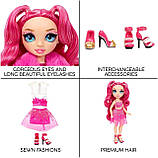 Лялька Мосту Хай серія 2 Стелла Монро Фуксія - Rainbow High S2 Stella Monroe Fuchsia Fashion Doll 572121, фото 5