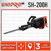 Отбойный молоток электрический Dnipro-M SH-200H