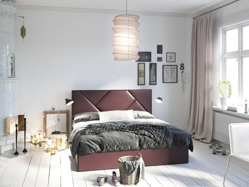 Кровать Бейлиз ТМ Sentenzo
