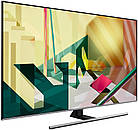 Samsung QE55Q74T (4K / QLED / 120 Гц / Smart TV / WiFi / Bluetooth), фото 2