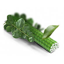 Опора (колышек) для растений 8 мм /1 метр 100 шт. композитная Polyarm LIGHT Green Украина (зеленая)