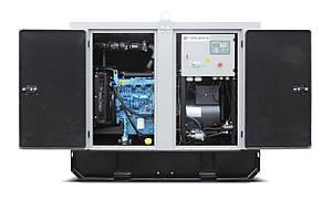 Дизельный генератор 25 кВт АД25С-Т400-2РП (BAUDOUIN) альтернатор EvoTec (в кожухе)
