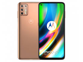 Смартфон Motorola Moto G9 Plus 4/128 GB Blush Gold