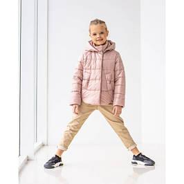 Дитячі куртки весна-осінь