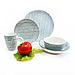 Суповая тарелка Milika Thai Silk Skiey 20 см (M0440-26-SP4), фото 2