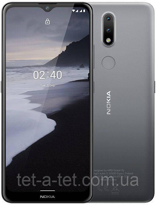 Смартфон Nokia 2.4 2/32GB Grey