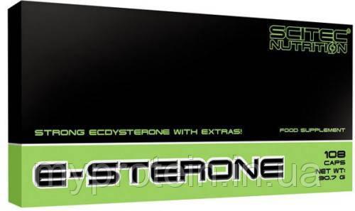 Повышение тестостерона E-Sterone (108 caps)